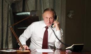Путин поговорил по телефону с главой минобороны Саудовской Аравии