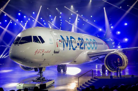 Иркутский авиазавод ждет увеличения заказов на МС-21