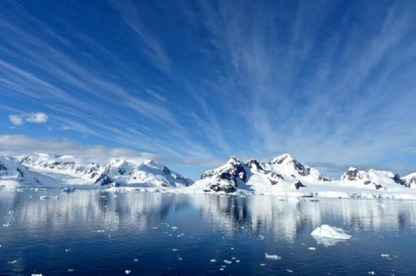 Истончение шельфа льда Антарктиды ведет к изменению уровня моря