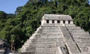 В Мексике обнаружено древнейшее сооружение цивилизации майя
