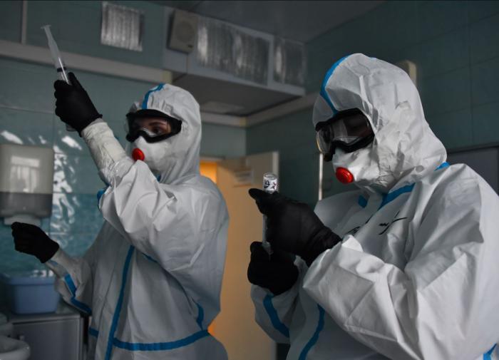 В Подмосковье резко снизился прирост новых инфицированных