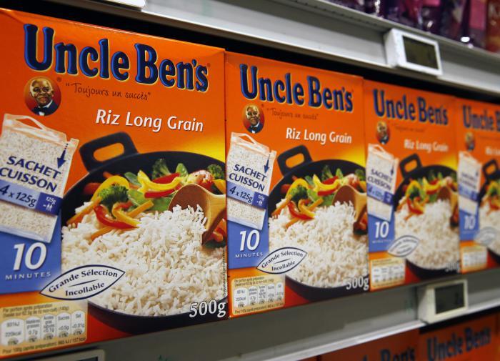 Знаменитый рис Uncle Ben'S  переименован