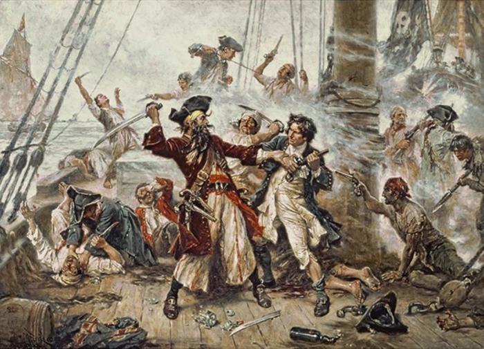 Почему пираты закрывали один глаз повязкой?