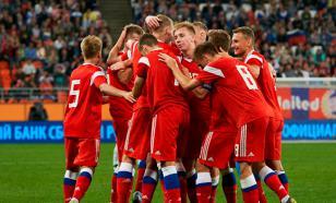 Стали известны составы сборных России и Дании на матч молодёжного Евро