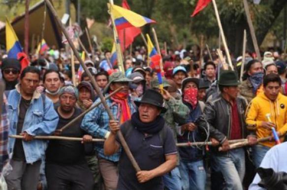 """Эквадор говорит неолиберализму: """"Прощай"""""""