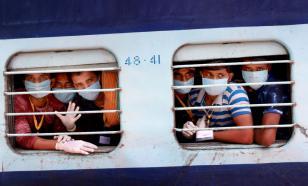 В Индии с 12 мая начнут курсировать поезда