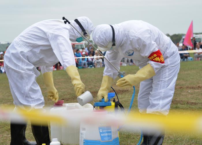 В Китае подтверждён случай бубонной чумы