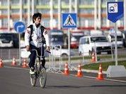 Велосипедисты в Москве рискуют жизнью каждый день - эксперт