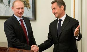 Ксавье Моро: Франция при Саркози не предаст Россию