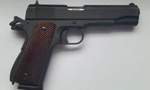 Как швейная компания  создала пистолет