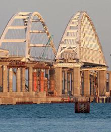 Для охраны Крымского моста была сформирована специальная бригада Росгвардии