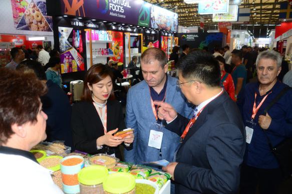 Продукцию донского агропрома высоко оценили на выставке в Китае