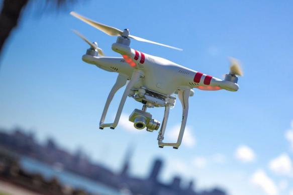 Российские спецслужбы опасаются применения дронов террористами