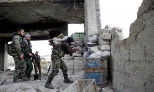 Армия Сирии вернула контроль над Саракибом