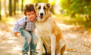Наличие собаки улучшает эмоциональное благополучие детей
