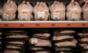 Великобритания не будет импортировать хлорированное куриное мясо из США