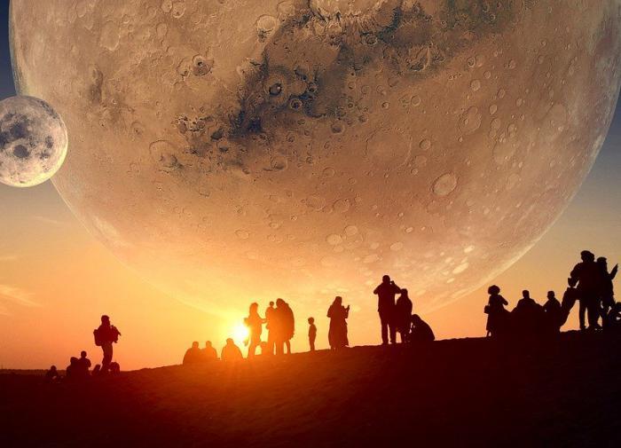 Астрофизики охладили пыл Илона Маска по освоению Марса
