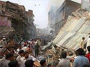 Жертвами тройного теракта в Пакистане стали более 40 человек