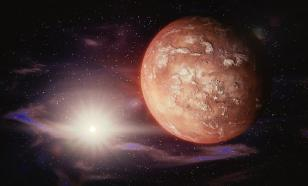 В ионосфере Марса зафиксировали аномальные явления