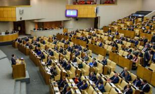 Депутатам ГД старше 65 лет рекомендовали работать из дома