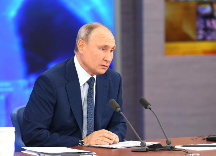 """Путин о вакцинации: """"Намерен сделать это завтра"""""""