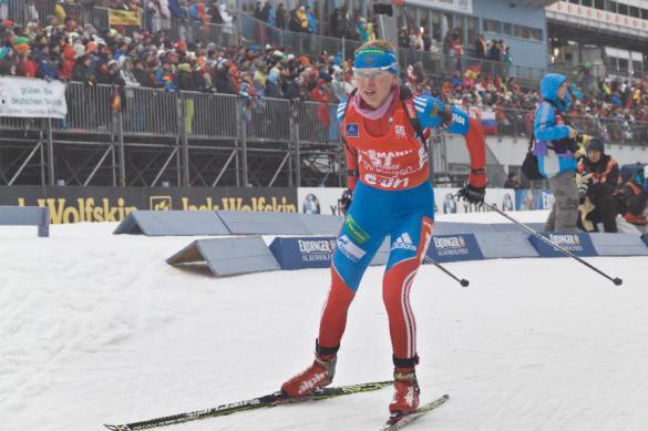 Глазырина стала третьей в спринте и сохранила шансы на Кубок IBU