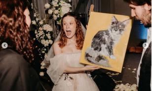 Монеточка опубликовала кадры со своей зажигательной свадьбы