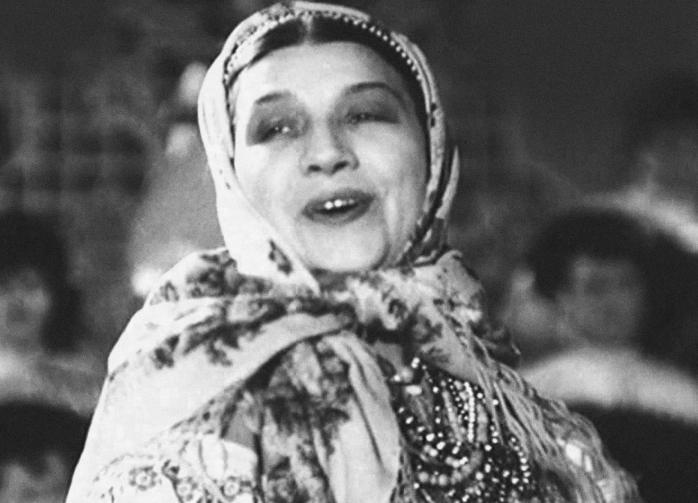 В Театре Армии покажут музыкальный байопик о Лидии Руслановой