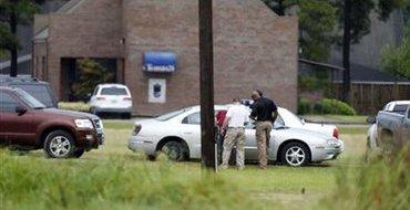 Грабитель в Луизиане выстрелил в  заложников и погиб в перестрелке