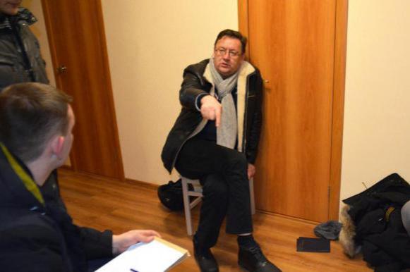 Опубликовано видео обыска по коррупционному делу главы Минсельхоза Забайкалья