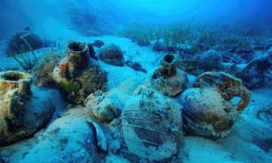 У берегов Греции нашли затонувшее римское судно с шестью тысячами амфор