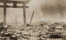 Пепел Хиросимы и Нагасаки навсегда на флаге США