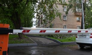 Политические разногласия мундепов 3 года не дают жителям Кунцева установить шлагбаум