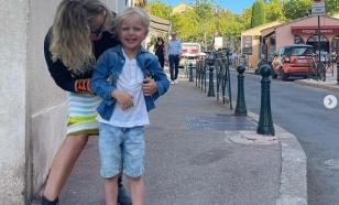 Ксения Собчак выбирает для сына обучение за рубежом
