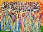 Семьдесят апостолов Иисуса Христа
