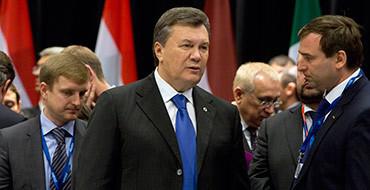 Янукович выдвинул ультиматум Евросоюзу