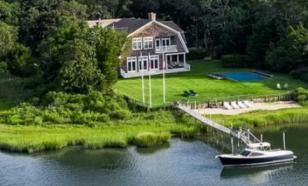 Рианна арендовала дом за 415 тысяч долларов в месяц