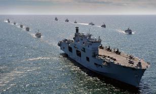 Корабли НАТО и Грузии провели учения в Чёрном море