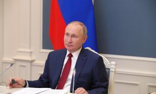 Рейтинг Путина вырос на два процента