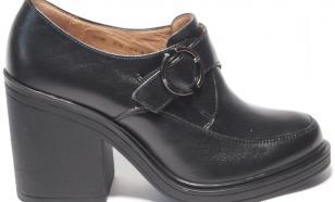 Главные обувные тенденции сезона осень 2008