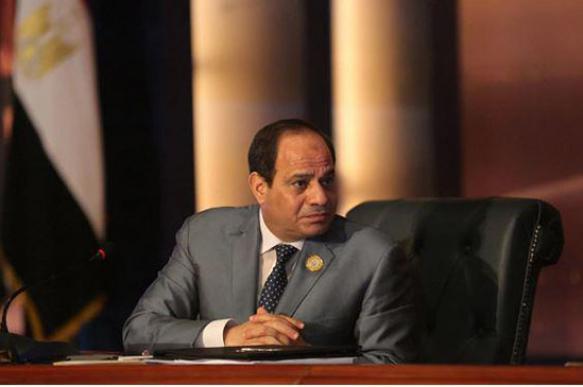 Президент Египта о возможном теракте на борту А321: Это догадки