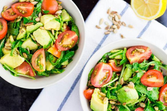 Несколько рецептов протеиновых салатов