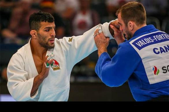 Федерацию дзюдо Ирана отстранили из-за угроз спортсмену