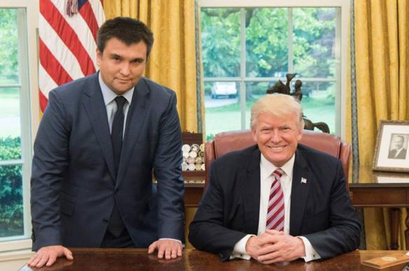 Климкин заявил, что к процедуре импичмента Трампа привела Украина