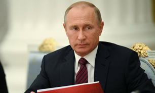 """Путин посчитал, что либеральная модель """"приелась"""" миру"""