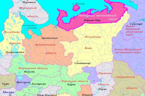 Эксперт оценил объединение Архангельской области и НАО