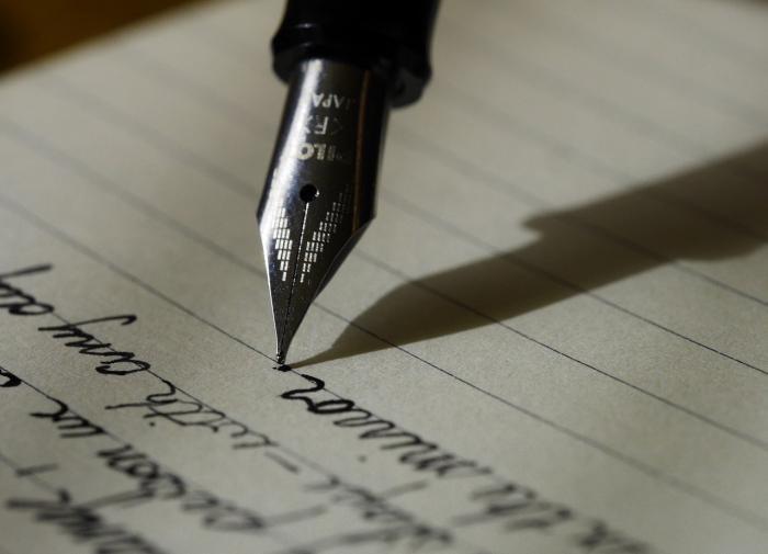 В Британии найдено письмо-предсказание, написанное в 1969 году