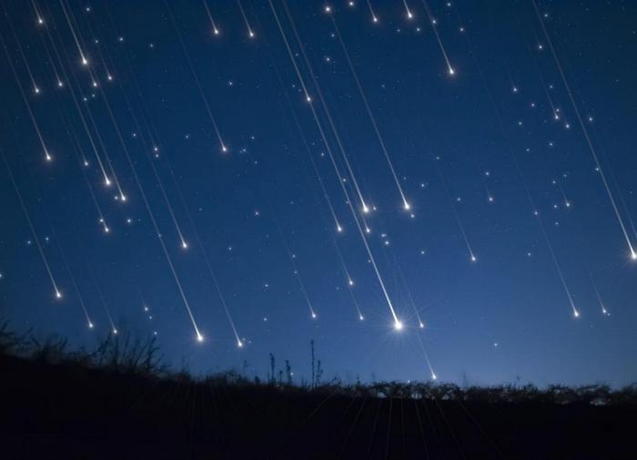 Пик активности двух звездопадов россияне смогут увидеть в октябре