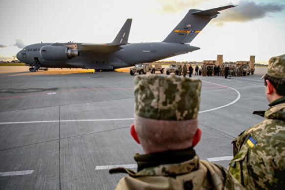 Белый дом решил выделить Украине около 0 млн военной помощи