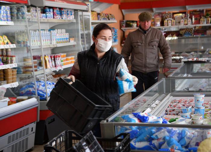 Вторая волна коронавируса принесёт подорожание продуктов. На треть